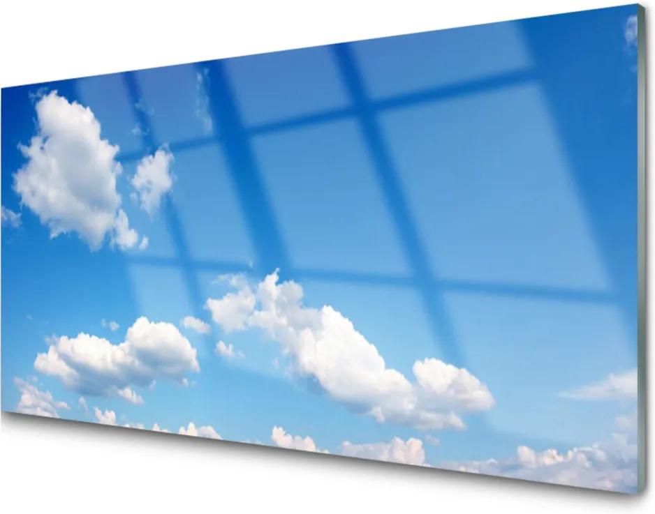 Plexisklo obraz Nebe mraky krajina