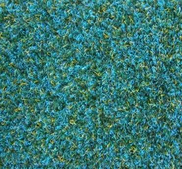 Metrážový koberec Sydney 0602 tmavě zelený - Rozměr na míru bez obšití cm