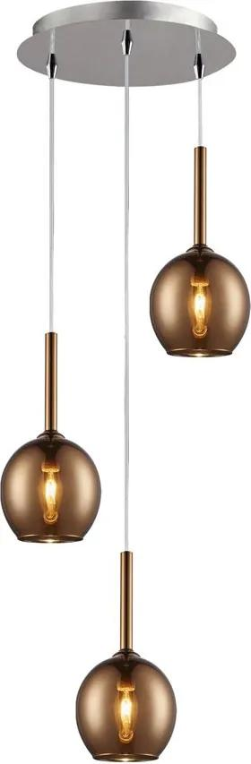 Zuma Line MONIC MD1629-3B Copper