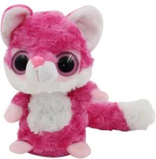 Hovoriaca hračka Lemurek Fialová