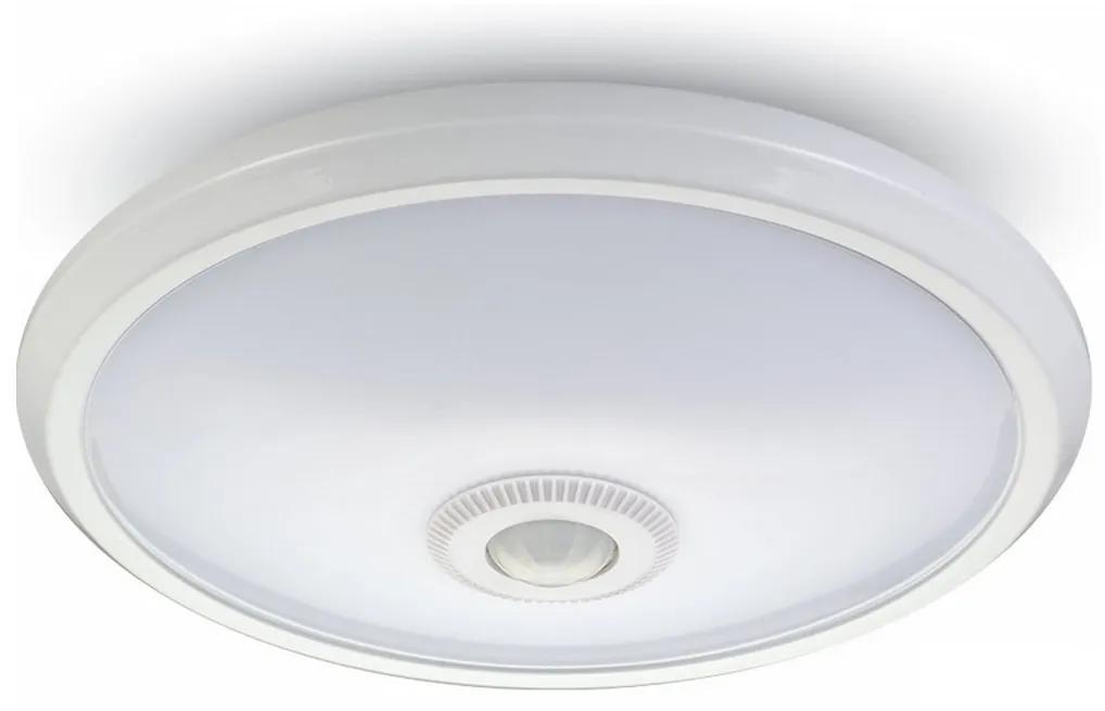 V-Tac LED Stropné svietidlo so senzorom SAMSUNG CHIP 1xLED/12W/230V 4000K VT0224