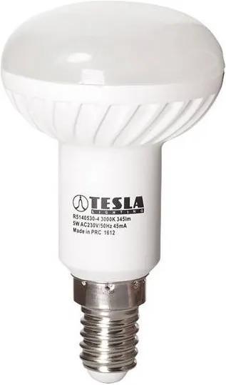 Tesla reflektor, 5W, E14, teplá bílá (R5140530-4)