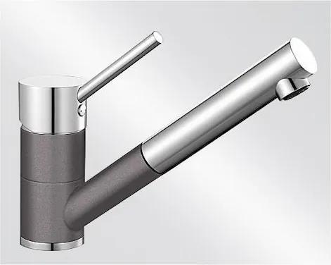 Blanco  ANTAS - S   šedá skála/chrom 518794