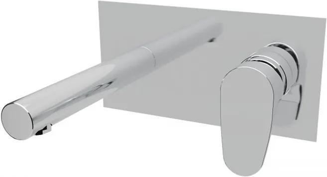 TAG Teorema Tag - Umývadlová batéria pod omietku, komplet, výtok 180 mm, chróm 8L314