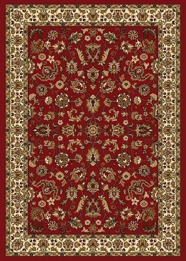 Spoltex koberce Liberec Kusový koberec Samira New Red 12002-011 - 60x110 cm