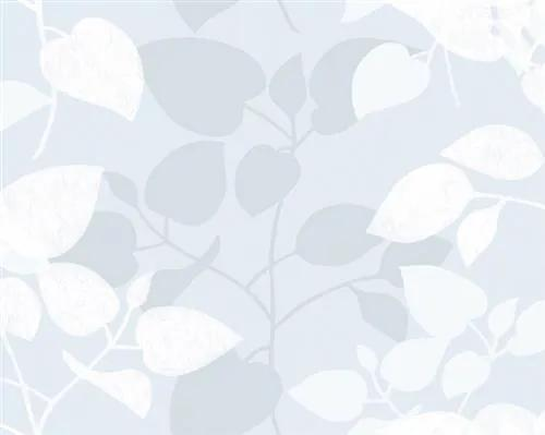 Statická fólie transparentná Amena 216-0018, rozmer 45 cm x 15 m, listy, d-c-fix