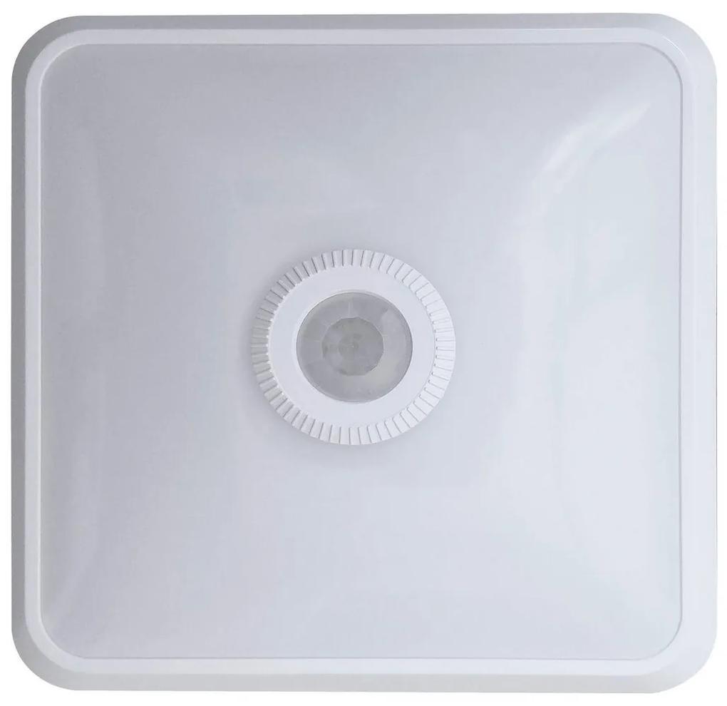 Greenlux LED Stropné svietidlo so senzorom PIR LED/12W/230V GXPS008