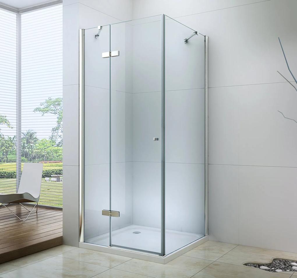 MAXMAX Sprchovací kút RONA 90x80 cm 90 obdélníkový