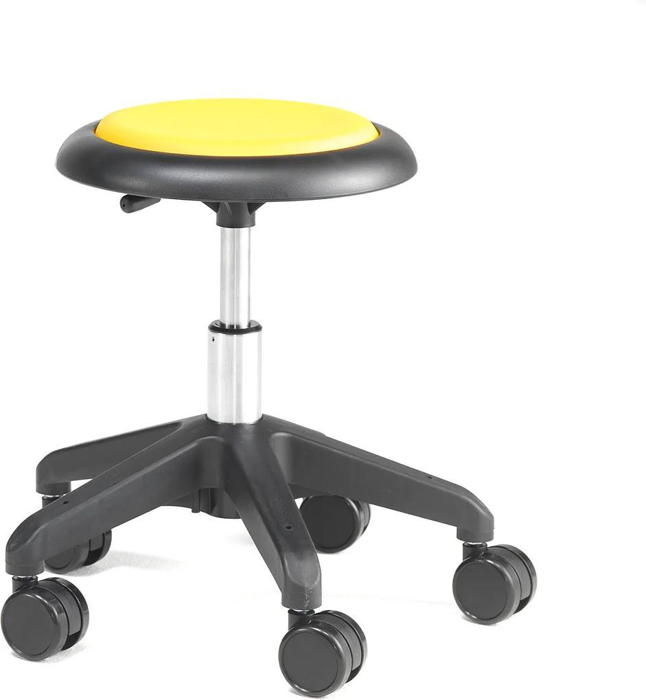 edcbe298bdd5 Pracovná dielenská stolička Micro