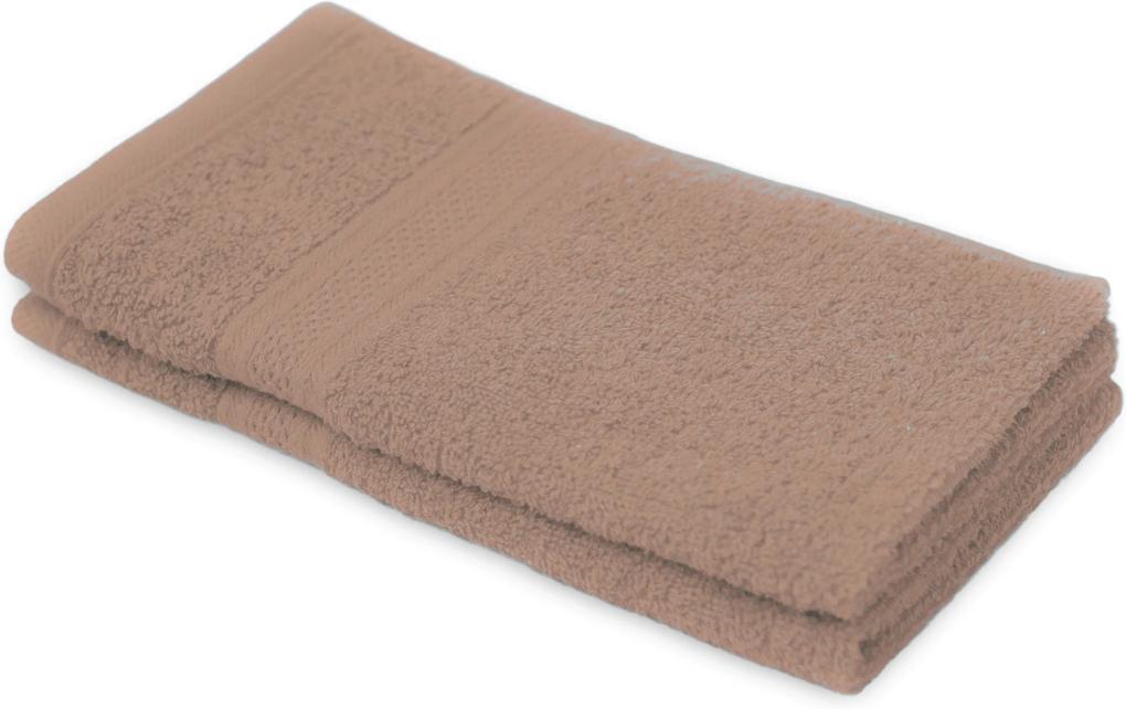 Detský uterák BAMBI svetle hnedý 30x50 cm