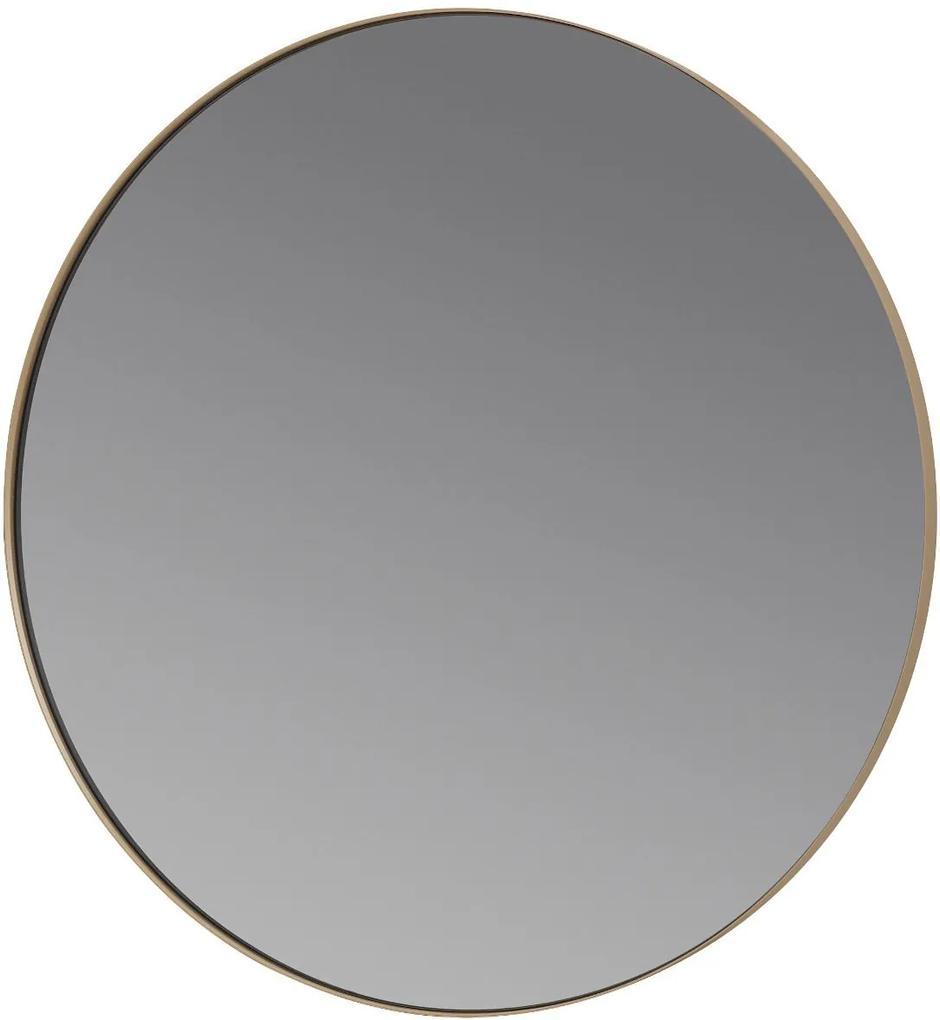 Nástenné zrkadlo malé béžové RIM - Blomus