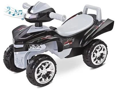 TOYZ   Toyz miniRaptor   Odrážadlo štvorkolka Toyz miniRaptor sivé   Sivá  