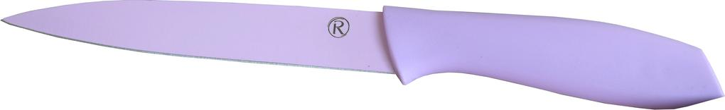 Kuchynský nôž 22,5 cm lila