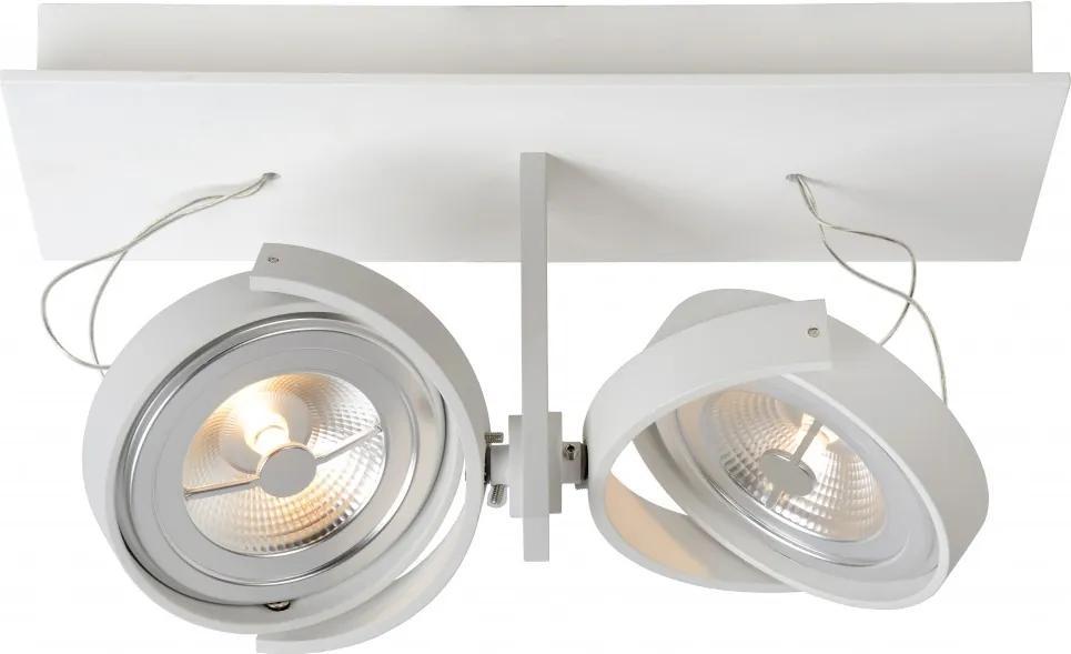 stropné svietidlo bodové Lucide SPECTRUM 2x12W