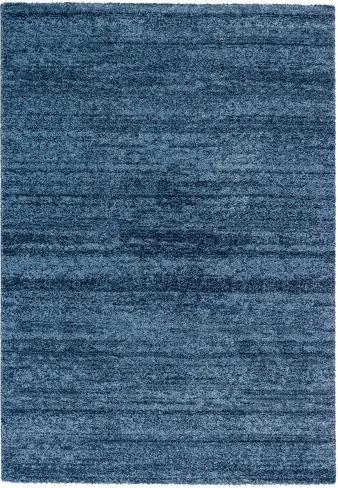 Astra - Golze koberce Kusový koberec Samoa 150020 Melange Blue - 67x130 cm