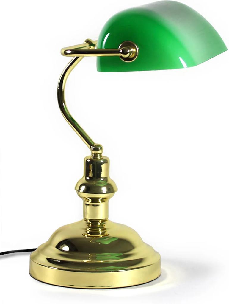 [lux.pro]® Elegantná stolová lampa – nočná lampa - Colonia / 1 x E27