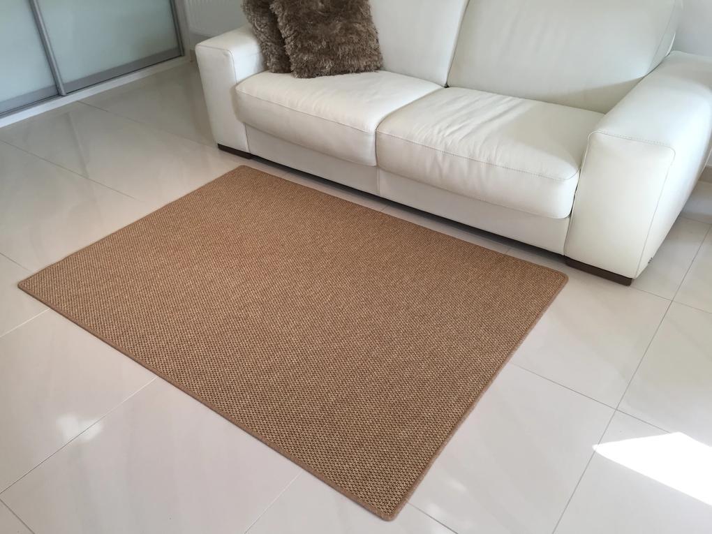 Vopi koberce Kusový koberec Nature terra - 57x120 cm