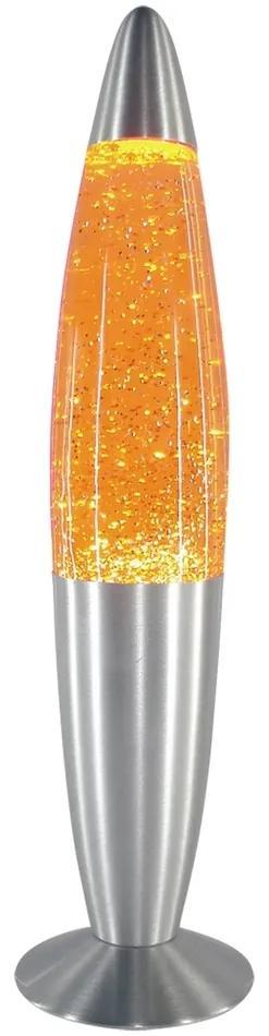 Lávová lampa Glitter mini, Rabalux 4118