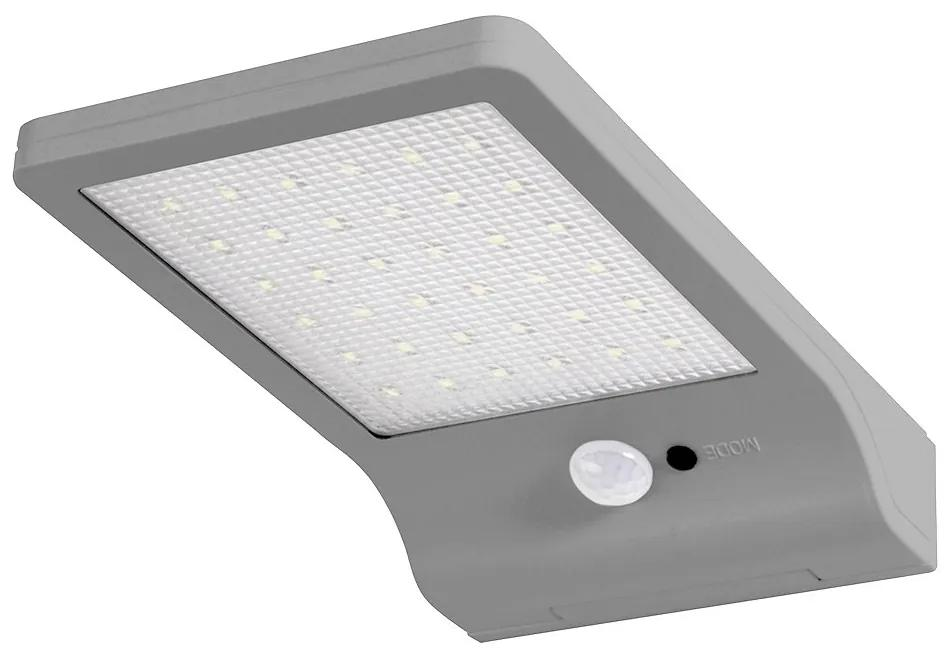 Ledvance Ledvance - LED Solárne nástenné svietidlo so senzorom DOORLED LED/3W/3,3V IP44 P224469