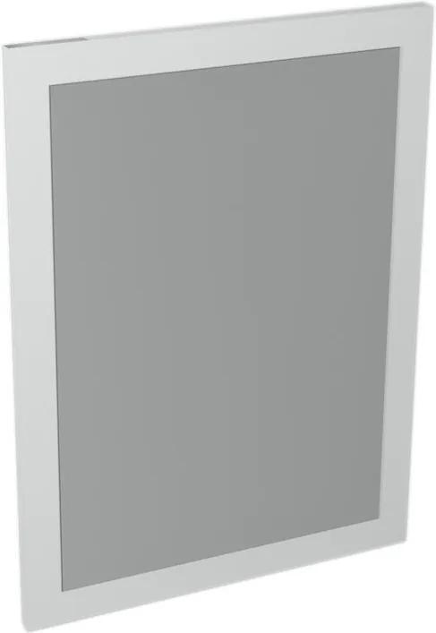 Largo LA611 zrkadlo v ráme 60x80x2,8 mm, biele