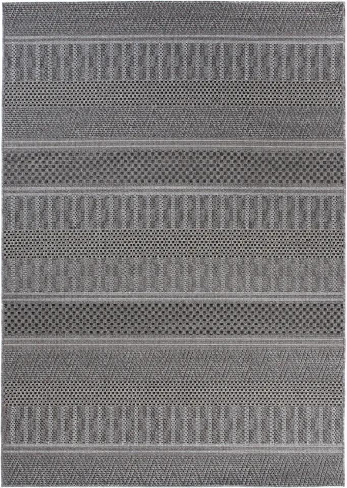 Kusový koberec Pablo tmavo sivý, Velikosti 140x200cm