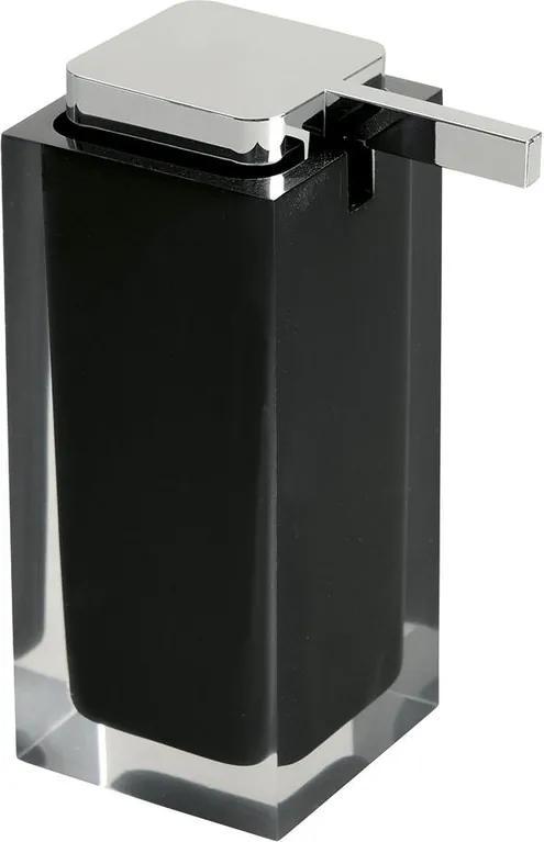 Rainbow RA8014 dávkovač mydla na postavenie, čierny