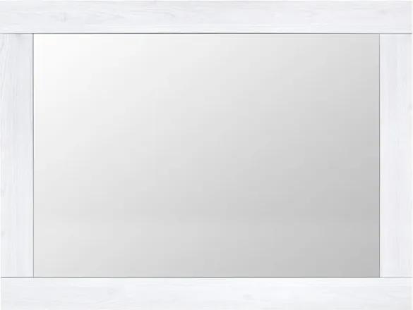 Sconto Zrkadlo ANTWERPEN 2 jaseň biely