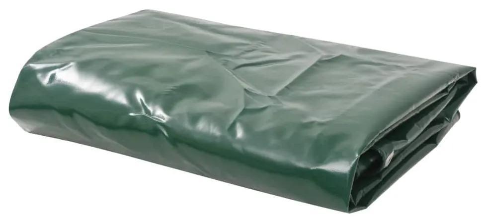 vidaXL Celta 650 g/m², 3x4 m, zelená