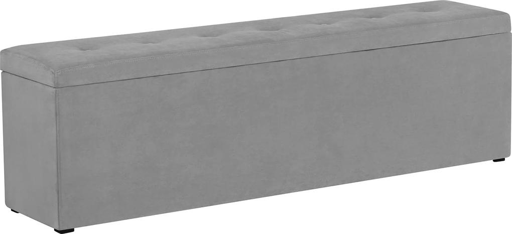 WINDSOR & CO Lavica s úložným priestorom Astro 140 × 34 × 47 cm - zl'ava 20% (VEMZUDNI20)