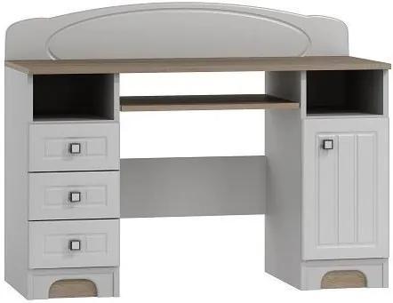 MAXMAX Písací stôl ORION - TYP B