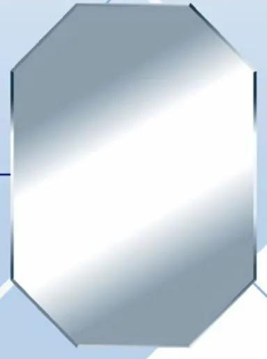 Zrkadlo s fazetou Amirro Diamant 40x60 cm 712-123