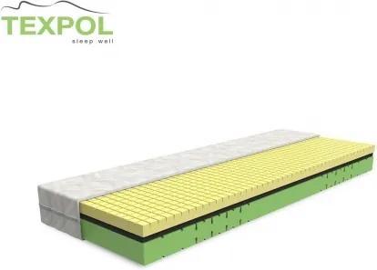 Obojstranný penový matrac RHEA 195 x 80 cm Elastic