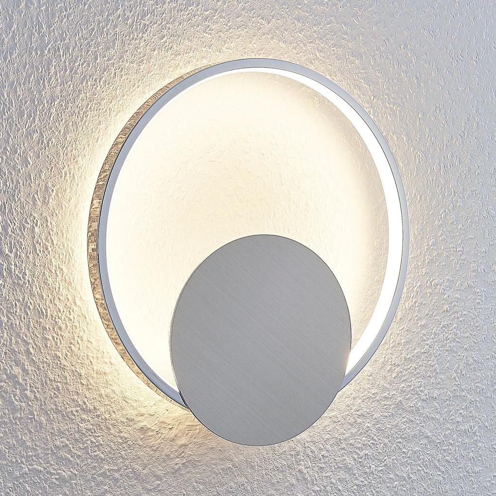 Nástenné LED svietidlo Anays, okrúhle, 32 cm