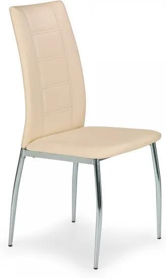 Jedálenská stolička Ebony béžová
