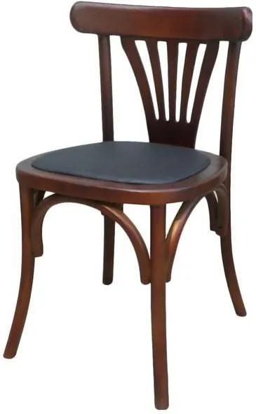 Sconto Jedálenská stolička JORAH hnedá