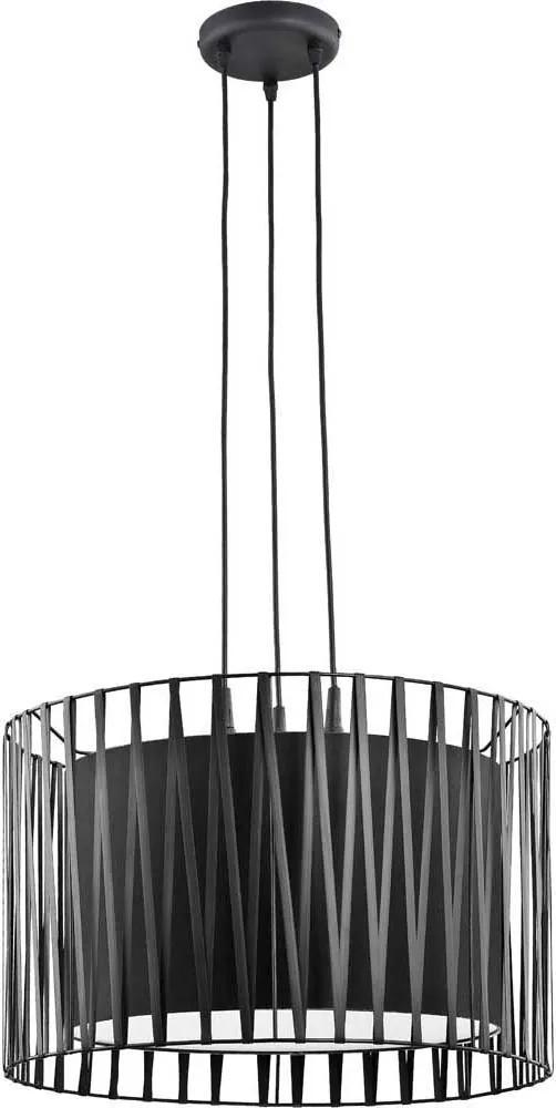 TK Lighting HARMONY BLACK 1655
