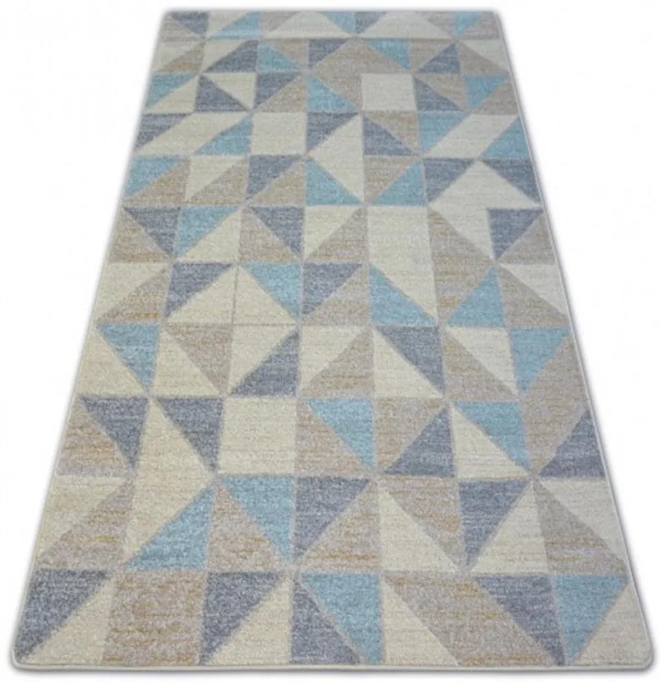 Kusový koberec Scan šedokrémový, Velikosti 120x170cm