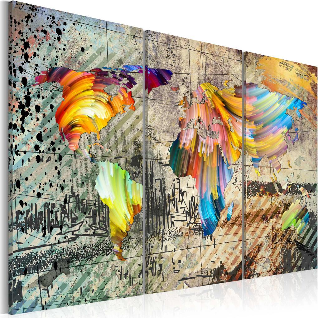 Obraz - World Full Of Colours 60x40
