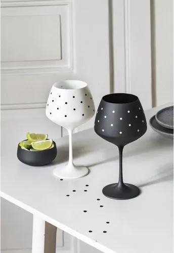Crystalex 2-dielna sada pohárov Lovely Dots, 580 ml