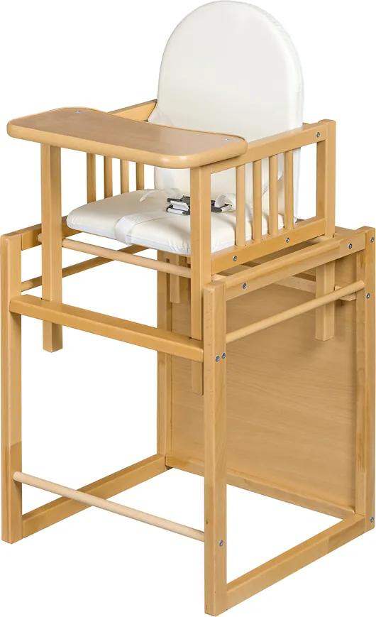 ČistéDrevo Jedálenská stolička buková