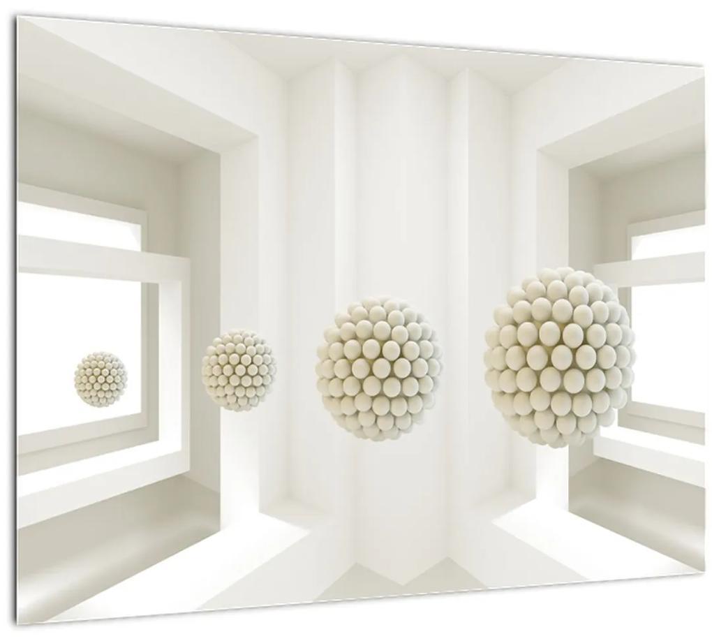 Obraz - Pohľad dovnútra - abstraktné (70x50 cm), 40 ďalších rozmerov