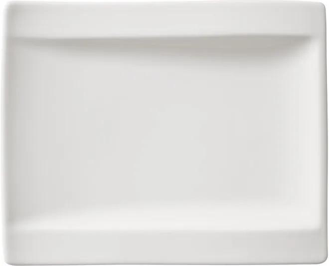Villeroy & Boch NewWave tanier na pečivo 18 x 15 cm
