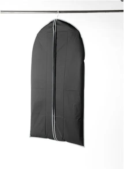 Čierny závesný obal na oblečenie Compactor Suit Bag