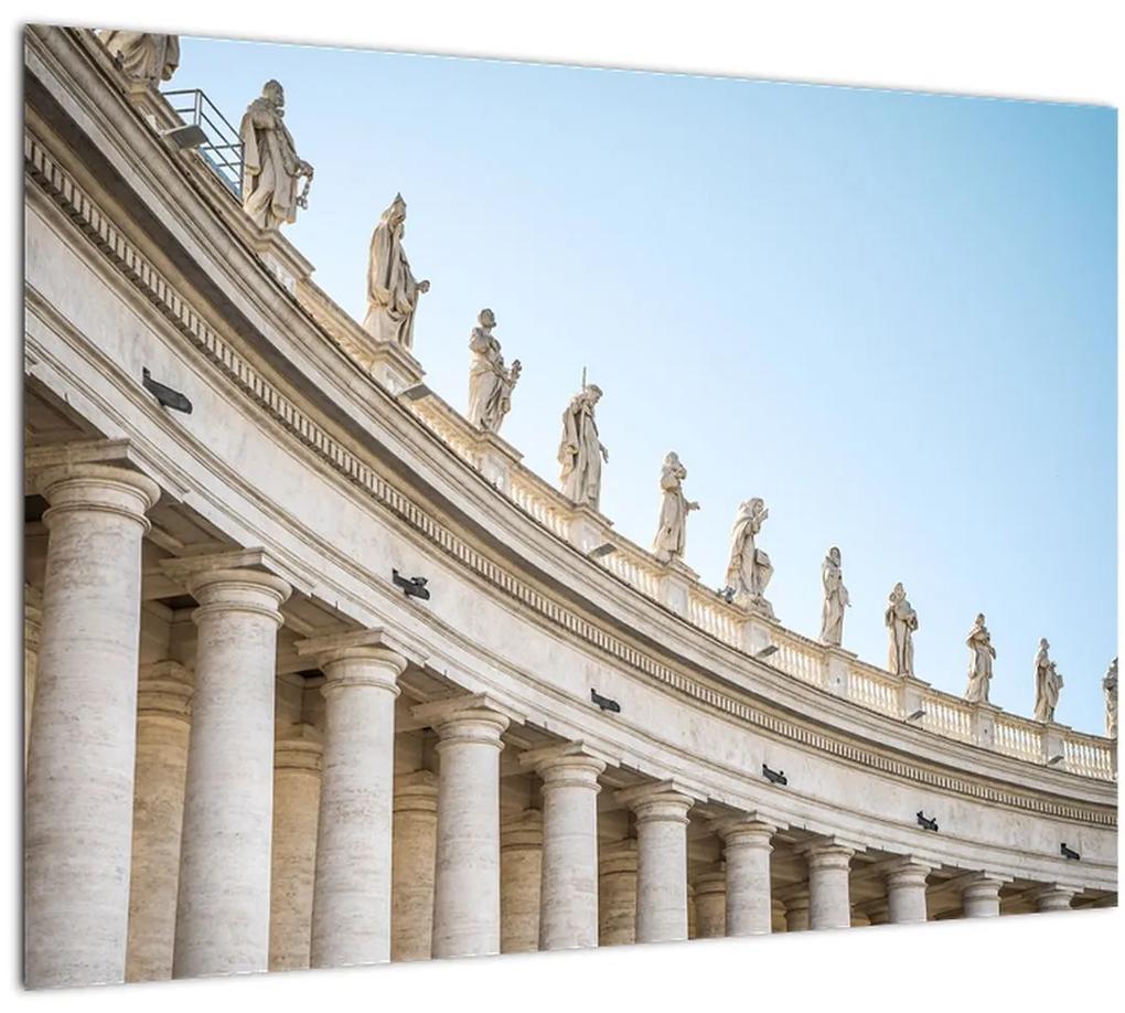 Obraz - Vatikán (70x50 cm), 40 ďalších rozmerov