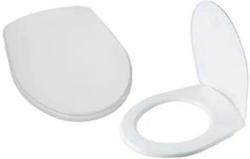 WC doska SIKO thermoplast biela E3556