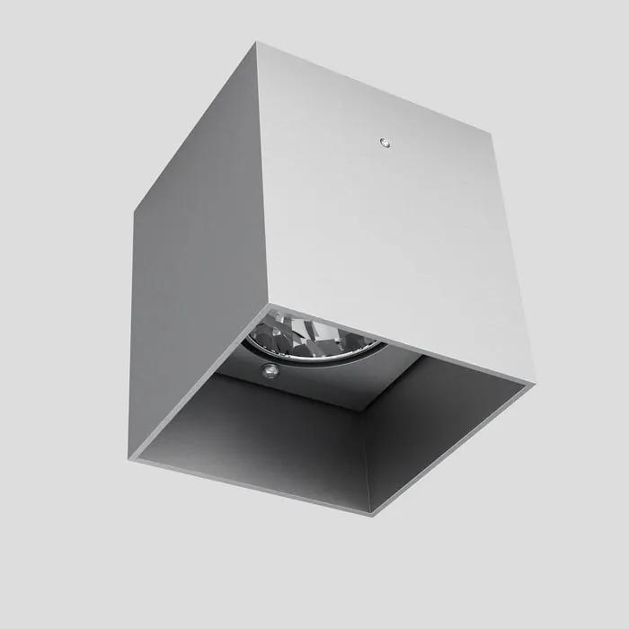 Moderné svietidlo RENDL CUBO nikel GU10 R10168