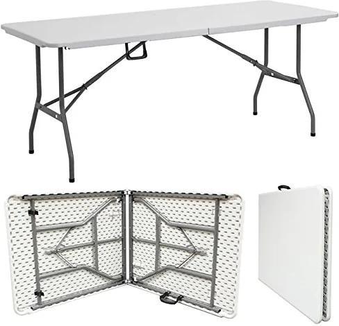Cateringový stôl 240 x 75 x 75 cm