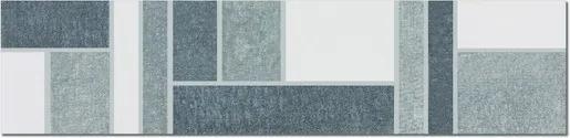 Dekor Multi Tahiti bielošedá 8x33 cm mat DDPL4513.1