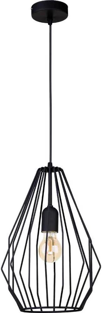 TK Lighting BRYLANT BLACK 2258