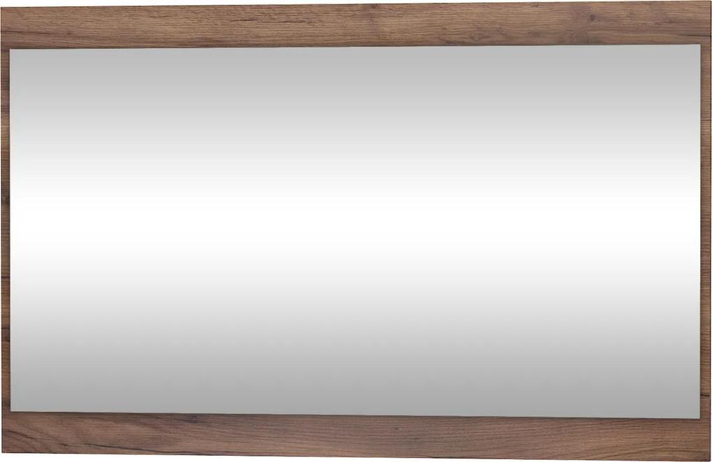 MEBLOCROSS Maximus MXS-13 zrkadlo na stenu craft tobaco